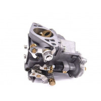 66M-14301-12 / 6D4-14301-00 Carburador Yamaha F13.5 y F15 con arranque eléctrico