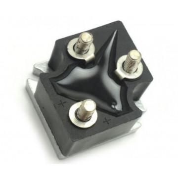 Regulador Rectificador Mercury 8HP 2 tiempos