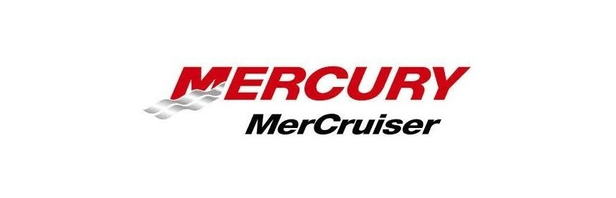 Motor trim Mercruiser