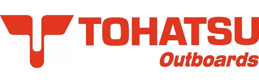 Motor trim Tohatsu